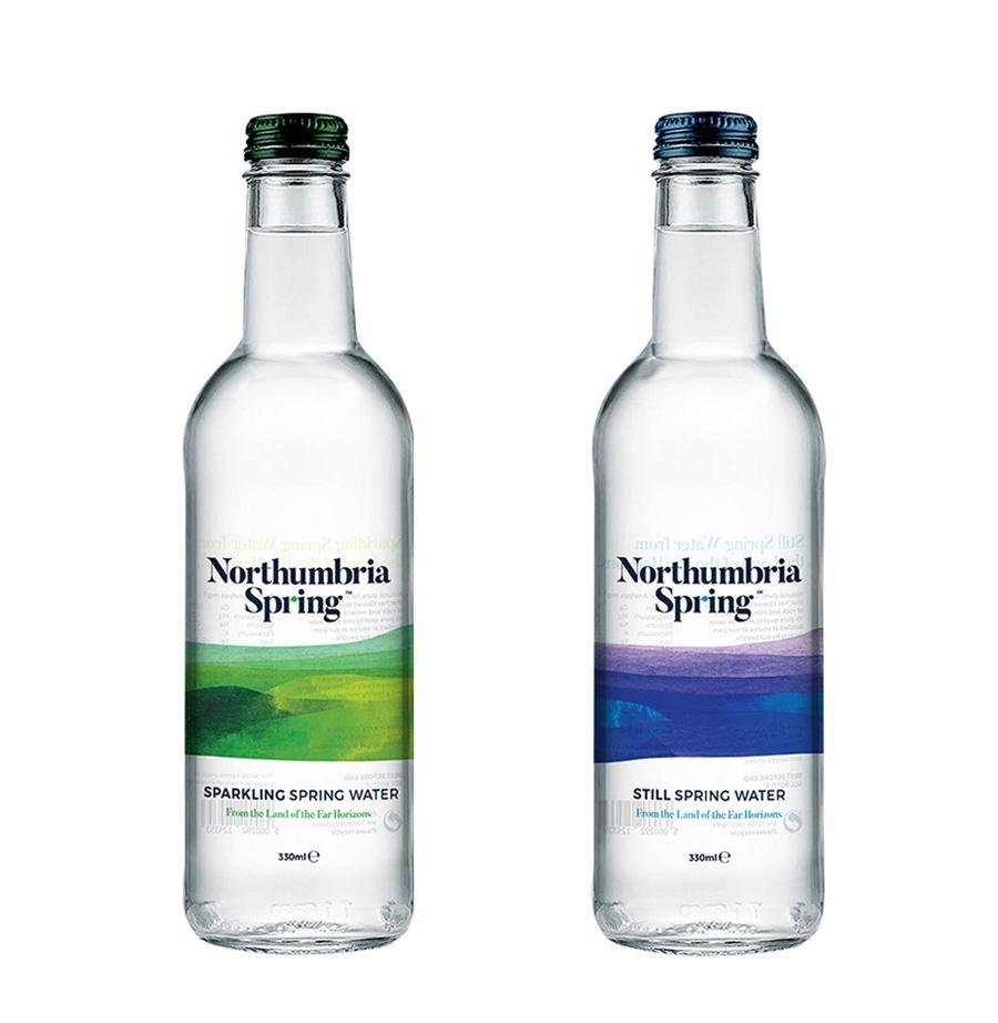 Northumbria Still 330ml bottles